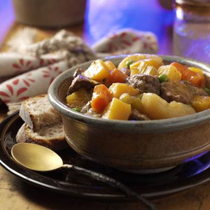 Hearty Hunter's Stew Recipe