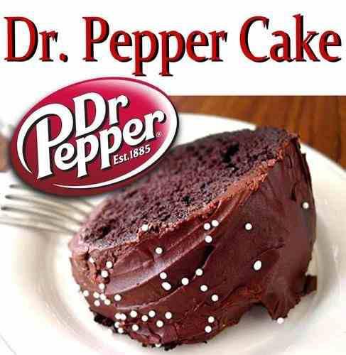 Dr.Pepper Cake