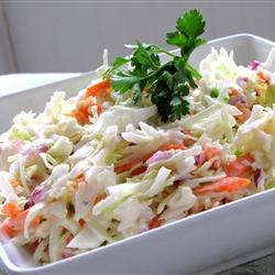 Restaurant-Style Coleslaw I